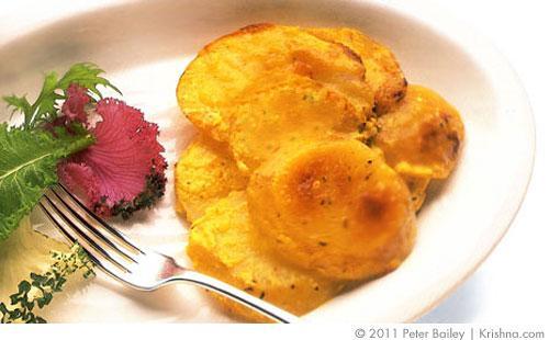 Kurma's Gauranga Potatoes