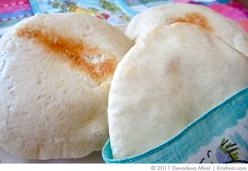 Kurma's Pita Bread